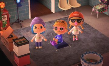 Add our SCOUT x Proudrace merch to your 'Animal Crossing' style rotation