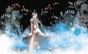 Get your dose of theater through 'The Phantom of the Opera's' free streaming