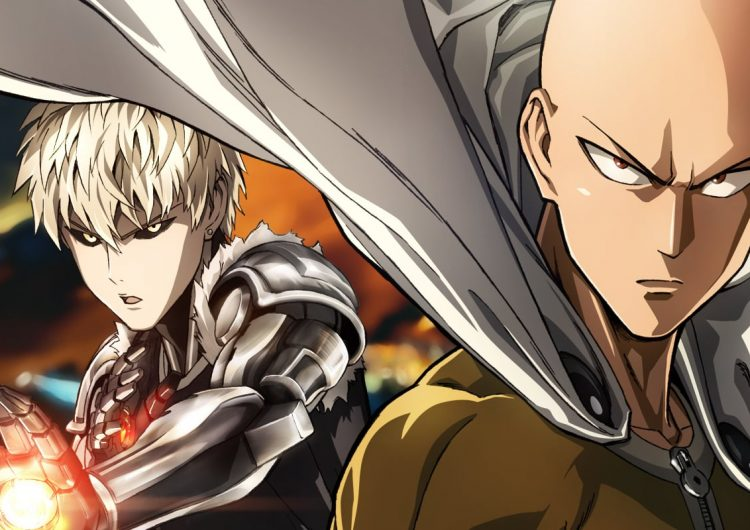 'One Punch Man' is slated for a Hollywood live-action remake