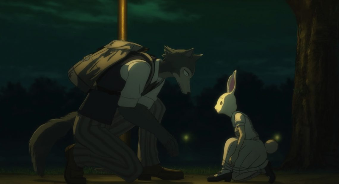 'Beastars' may just be the complex furry anime you're looking for
