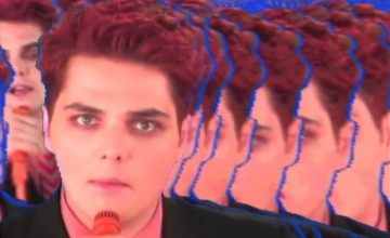 Look alive sunshine, Gerard Way has four new tracks for us