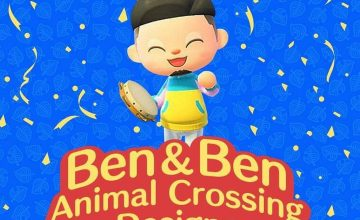Rep Ben&Ben in Animal Crossing with this official merch