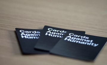 Play Cards Against Humanity online with your (equally evil) friends