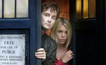 Hey, Whovians: The 10th Doctor and Rose Tyler are coming back