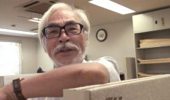 Studio Ghibli fans, you can watch this Hayao Miyazaki documentary…