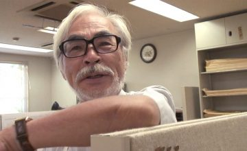 Studio Ghibli fans, you can watch this Hayao Miyazaki documentary for free