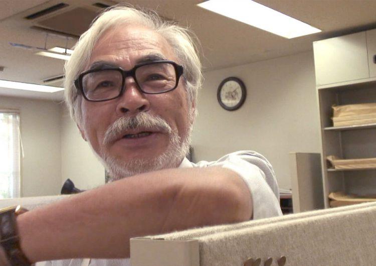 Studio Ghibli fans, you can watch this Hayao Miyazaki documentary for free