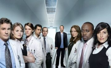 Fictional TV doctors from Grey's Anatomy, House, ER, Scrubs came together to thank actual healthcare workers