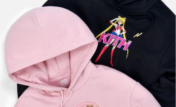 Kith launches collection reimagining Sailor Moon characters in modern streetwear