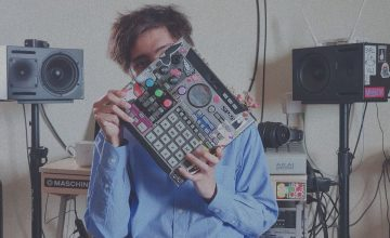 Beatmaking is subtle storytelling for Naga-based lo-fi artist ビクター MKII