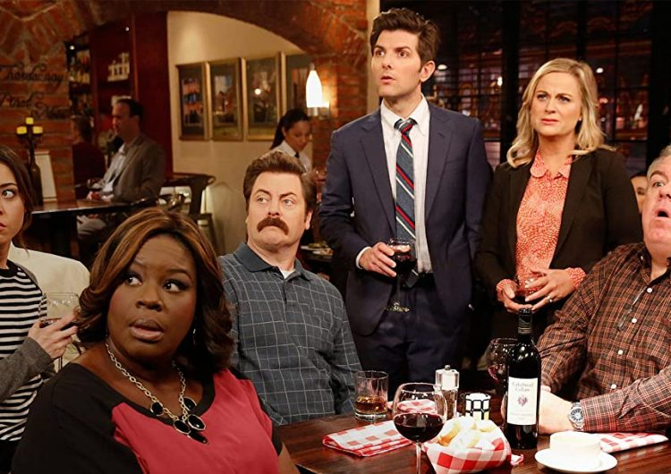 The Pawneeans are suiting up on quarantine for a special 'Parks & Rec' reunion episode