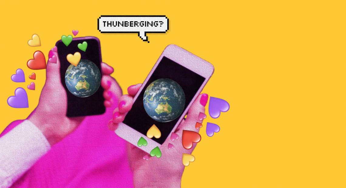 The new Gen Z dating trend: 'Thunberging,' vibing over saving Earth