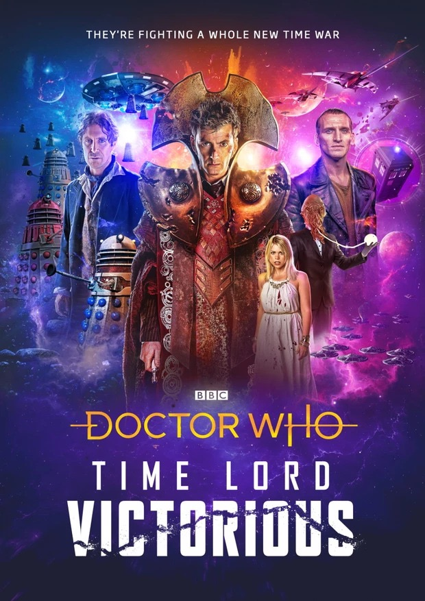 time lord victorious doctor who
