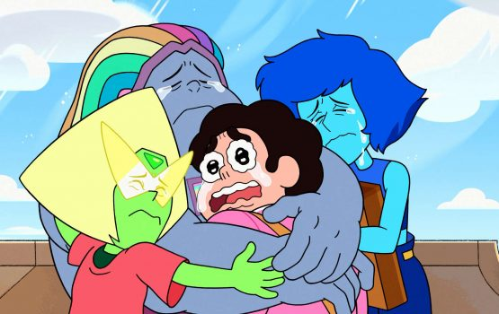 'Steven Universe's' goodbye message: Let yourself feel emotions