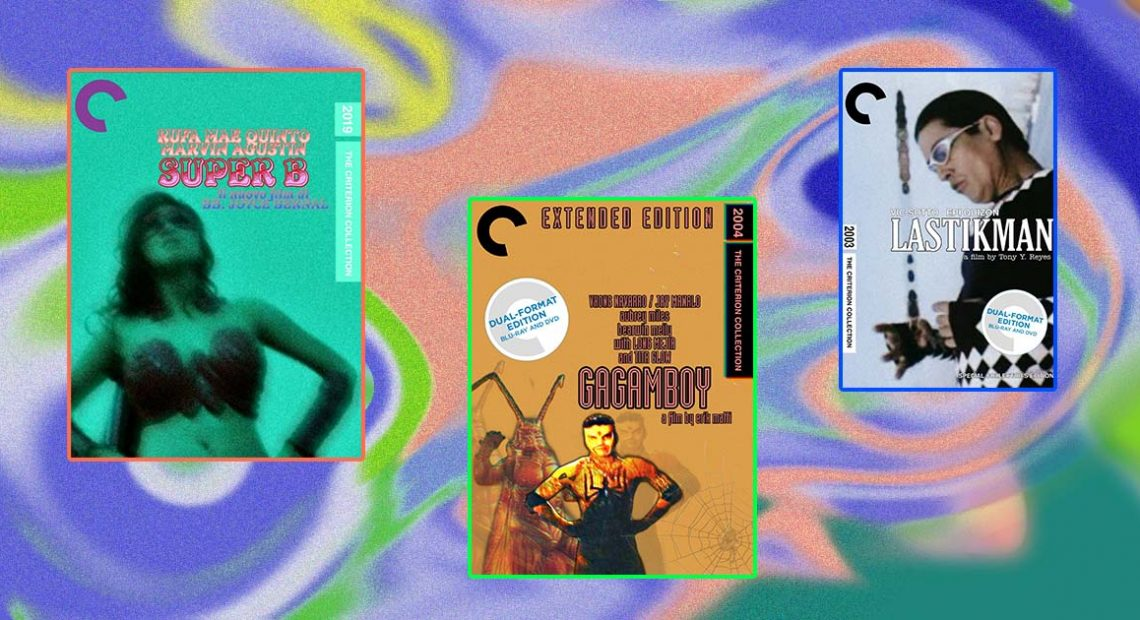 'Criterion Collection's Discontinued Film Releases' is a film student's fever dream