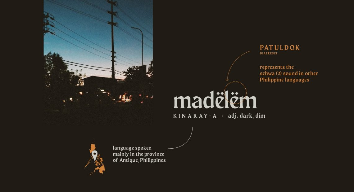 This free typeface is a love letter to Filipino accent marks