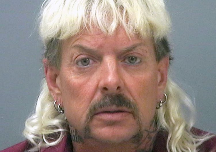 Today on Peak 2020: 'Tiger King's' Joe Exotic is reportedly making a streetwear line