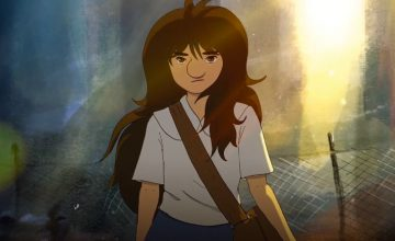 Catch 'Ella Arcangel' come to life in this free animated episode