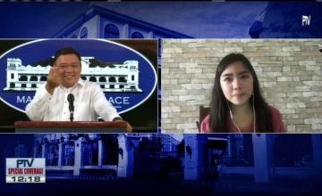 """Roque's peace offering to berated journalist is a """"finger heart,"""" no public apology"""