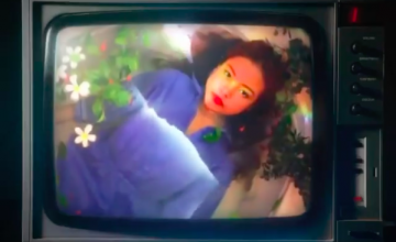 We spy Shanne Dandan in The 1975's latest supercut