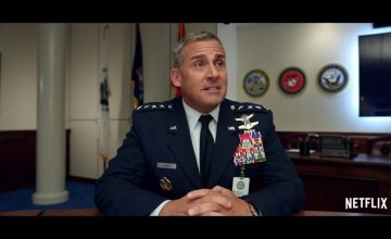 'The Office' creators' new comedy makes Steve Carell a space station boss
