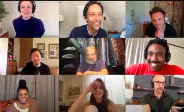 The 'Community' cast cries when rewatching episodes (just like us)