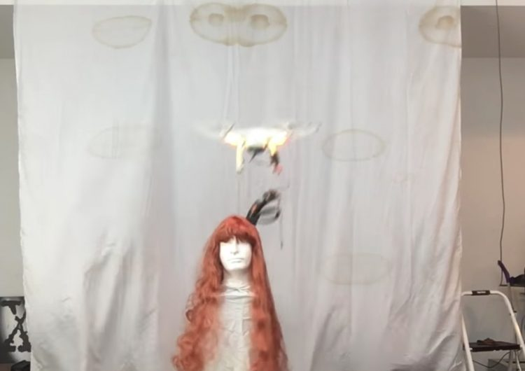 This hair-cutting drone can either give me great hair or decapitate me