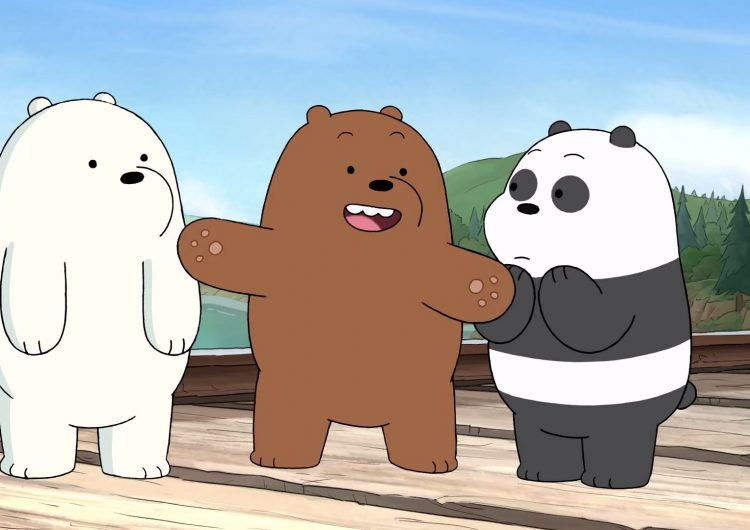 The 'We Bare Bears' movie trailer has dropped and we're already aww-ing