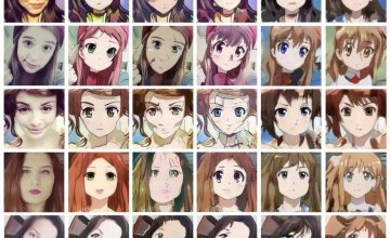 Become your own waifu with this AI anime generator