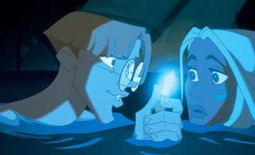 Is Disney brewing a live-action remake of 'Atlantis: The Lost Empire?'