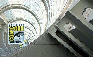Coming to you live in your house, it's San Diego Comic-Con at Home