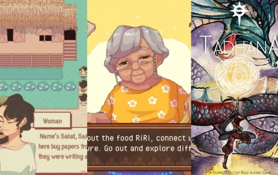 These Filipino-designed games are placing local culture at the forefront