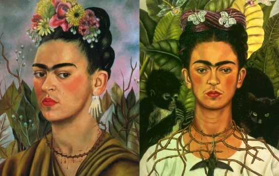 Turn your selfie into a Frida Kahlo self-portrait with this app