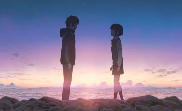 There's a new Makoto Shinkai film in the works