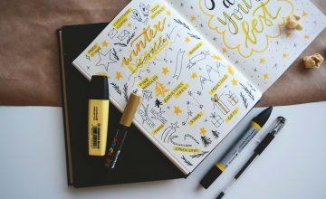 Making your own visual quarantine journal through a smartphone to help get you through ECQ