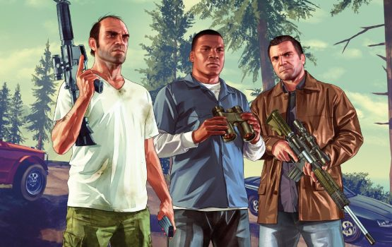 You can download 'GTA V' (legally) for free on May 14