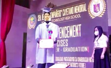 Cyberpunk 2020: Robots proxy for graduates in this Taguig grad ceremony
