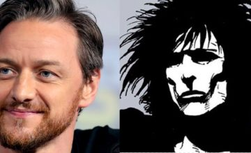'The Sandman' gets an audio adaptation with James McAvoy, Michael Sheen, Kat Dennings and more