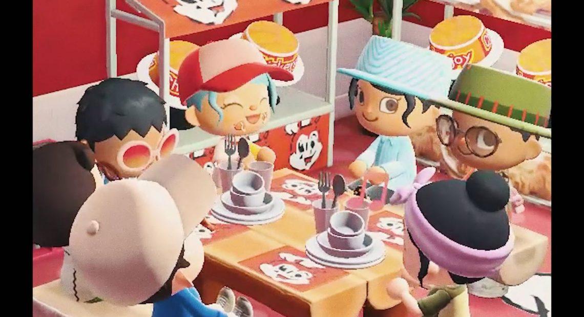 CRWN's 'KK House (remix)' MV is shot on Animal Crossing (as it should be)