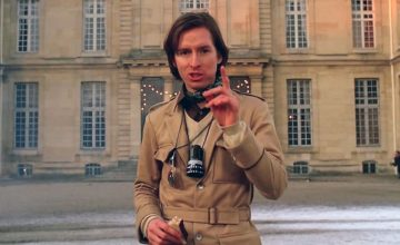 Wes Anderson's quarantine watch list includes films from the '30s and Spike Lee