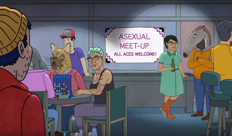 4 fictional characters bringing the asexual representation we really, really need