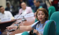 Sen. Nancy Binay places DOTr next on the commute challenge