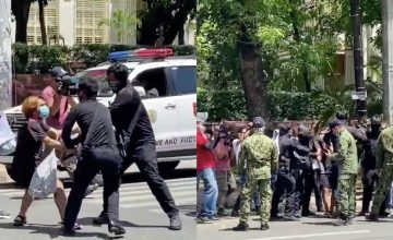 7 Cebuano activists fight for right to protest, now they're arrested