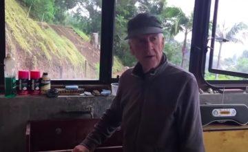 Our fave new vlogger: macabre auteur David Lynch