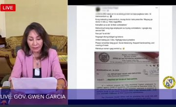 """Today's internet callout is brought to you by Gov. Gwen Garcia and """"doctor shaming"""""""