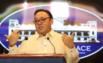 """Harry Roque says we're """"winning"""" against COVID-19 as cases exceed 35,000"""