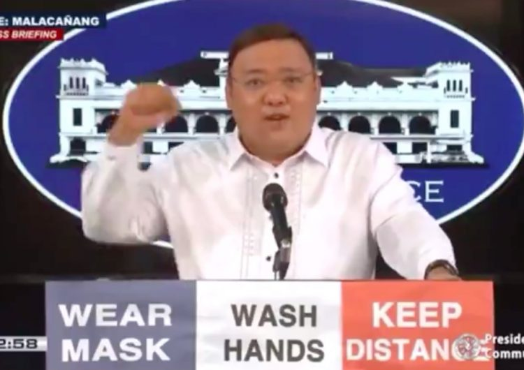 """In pandemic news, Malacañang """"beats"""" UP with 37,514-40,000 """"victory"""""""