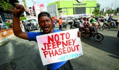6 jeepney drivers fought for their rights—now they're in jail