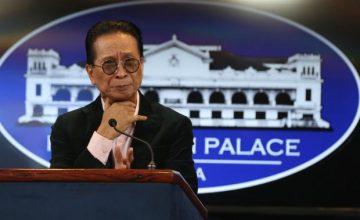 "Panelo calls Anti-Terrorism Bill critics ""cerebrally challenged"""