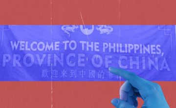 "Before Independence Day, reporters receive ""Welcome to China"" text on Pag-asa Island"